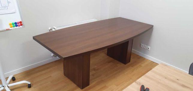 Stół WUTEH-ciemny orzech