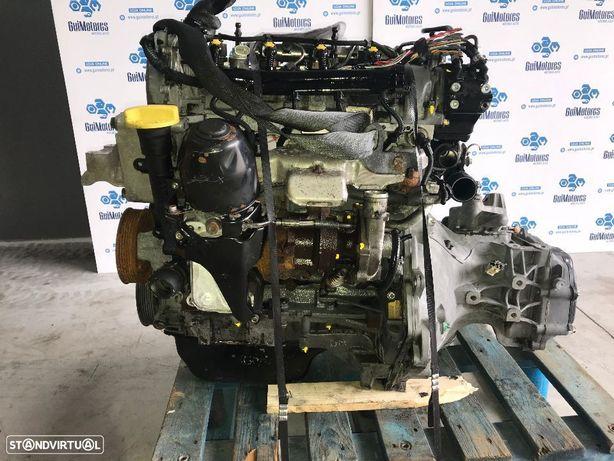 Motor OPEL CORSA D CLUB 1.3CDTI 75CV, Ref: Z13DTJ