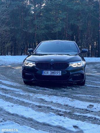 BMW Seria 5 BMW 530i x drive G30 cesja leasing stan idealny