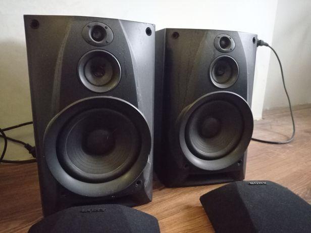Kolumny głośnikowe 100 W - 3 way SONY