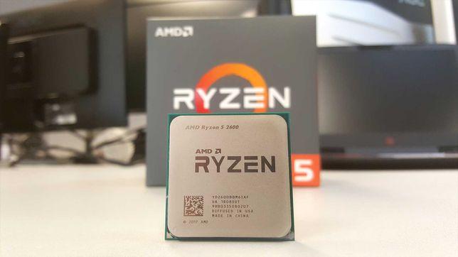 Vendo processador ryzen 5 2600 3.4Ghz