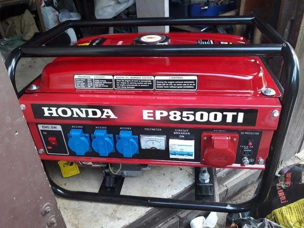 Agregat prądotwórczy Honda Ep8500TI
