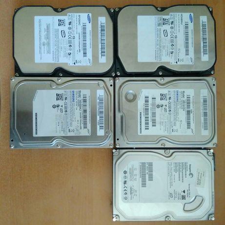 "жосткий диск HDD 3,5"" sata Samsung 80, 160, 250, 300, 320Gb"