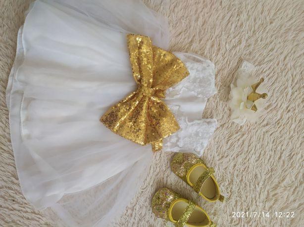 Дитяче святкове плаття