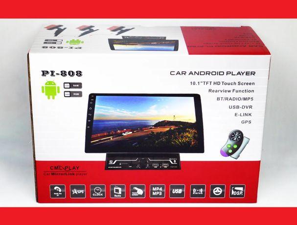 2din Pioneer Pi-808 10,1 Экран /4Ядра/3Gb Ram/ Android 10