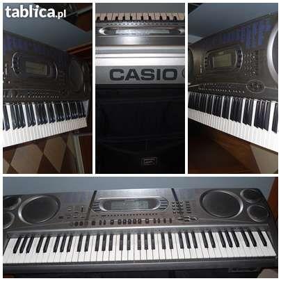 CASIO WK - 1800 Na czesci Casio WK