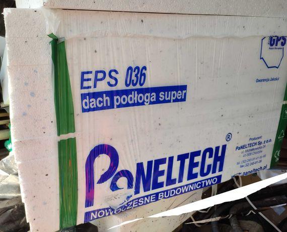Styropian Paneltech EPS100 036 dach podłoga super 60mm, 1 paczka