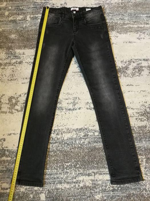 Spodnie dżinsy czarne Tom Tailor chłopięce 164 cm model Ryan 14 lat Konstancin-Jeziorna - image 1