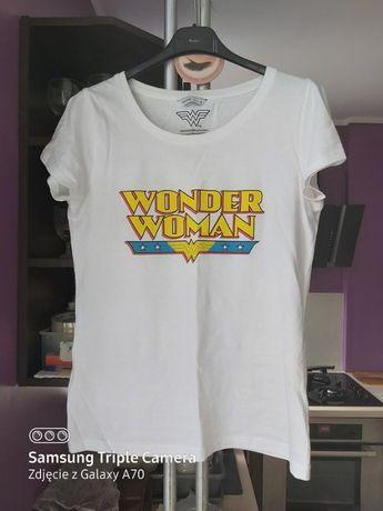 Biała koszulka wonder woman House NOWA roz S bluzka t-shirt