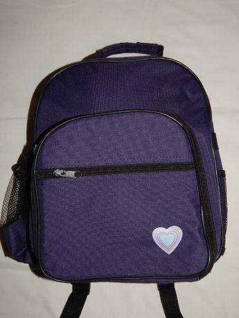 Школьный походный фиолетовый рюкзак Eurohike.