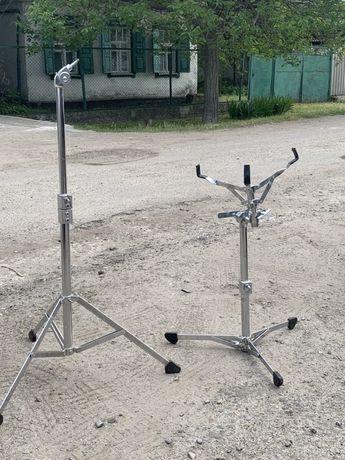 Стойки для барабанной установки