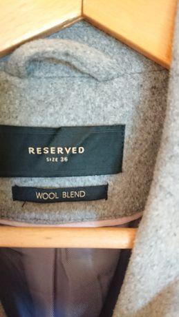 Płaszcz Reserved rozm. 36