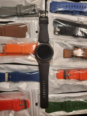 Samsung Galaxy Watch 46mm Bluetooth GRATIS 10 pasków
