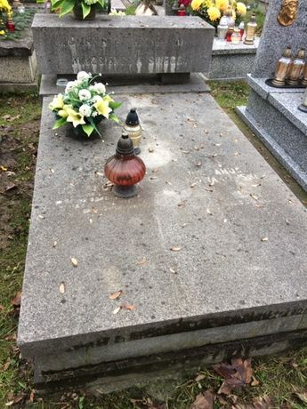 Grobowiec na cmentarzu Rakowieckim