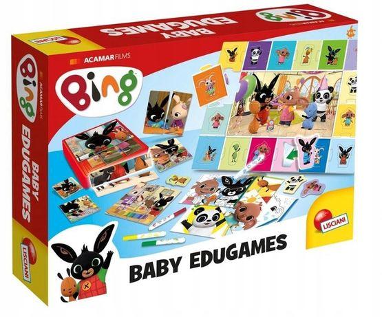 Bing Baby Edugemes Wielki zestaw edukacyjny