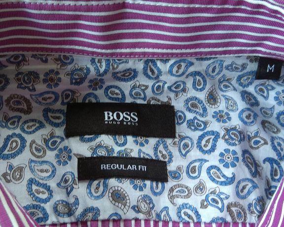 Hugo Boss рубашка regular fit Оригинал размер M