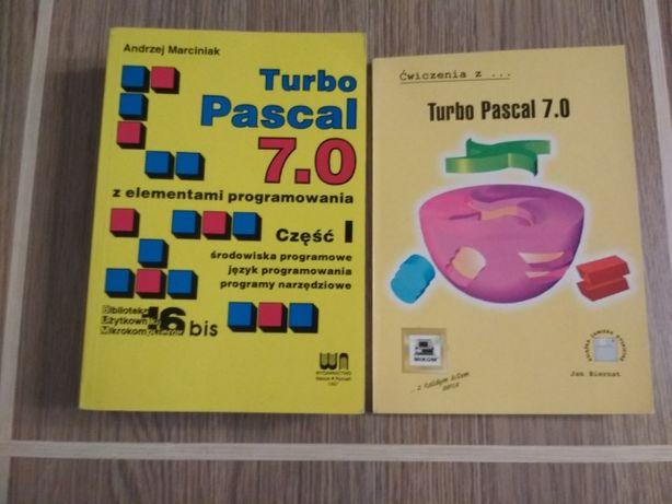 Turbo Pascal Andrzej Marciniak + ćwiczenia Jan Biernat