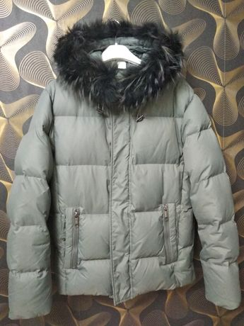 Пуховик, куртка зимняя, зимова, Aviva