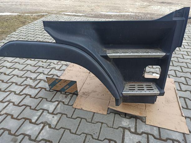 Stopnica, stelaż, schodki Volvo FH, prawa strona