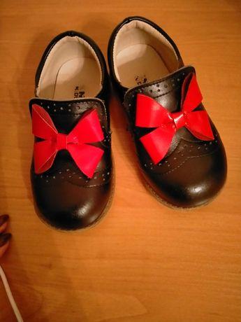 Туфли, лоферы,ботинки Snoffy для девочки