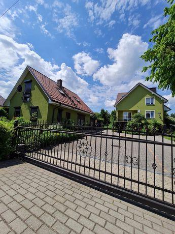 2 domy na jednej działce Kramarzyny