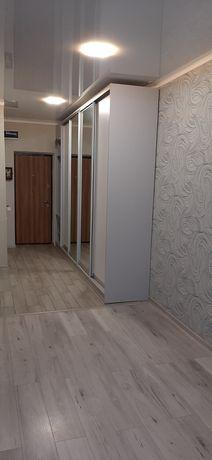 Однокомнатная на Боровского  36м2 ЖК Золотые столбы