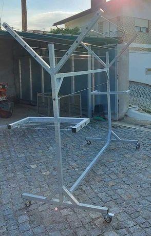 Estendal/Estendais 2 metros (Entrega Imediata)