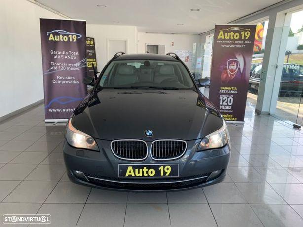 BMW 520 D Touring PELE GPS COMO NOVA