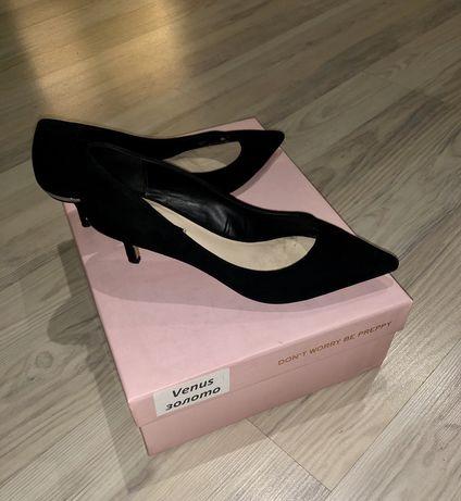 Лодочки туфли zara
