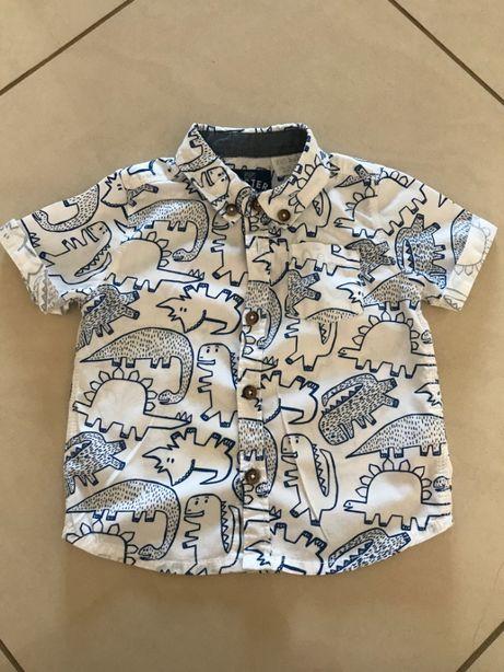 Koszula dla chłopczyka rozm. 80, F&F