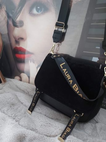Damska torebka firmy Laura Biaggi.
