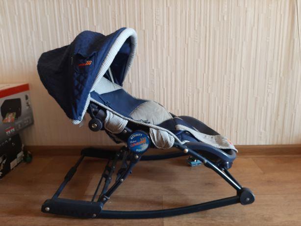 кресло-качалка с вибрацией