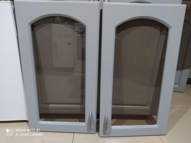 Fronty drzwiczki kuchenne z szyba