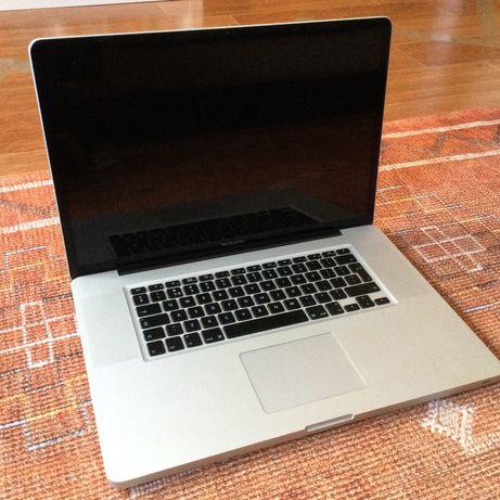 Apple MacBook Pro (17-inch, Mid 2009)