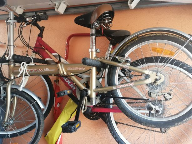Vendo bicicleta dobrável