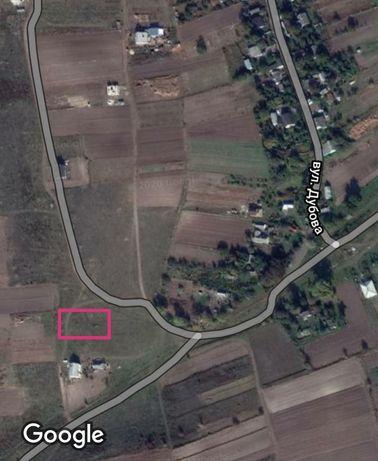Земельна ділянка під забудову в Луцьку
