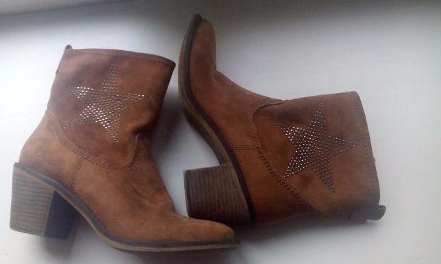 Ботинки демисезонные, ботиночки, сапоги козачки