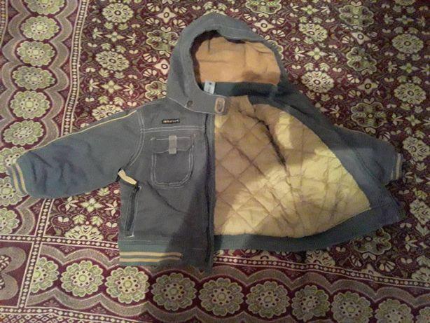 Осеняя детская курточка