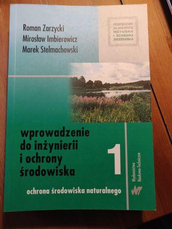 Wprowadzenie do inżynierii i ochrony środowiska cz. 1 i 2-podręczniki