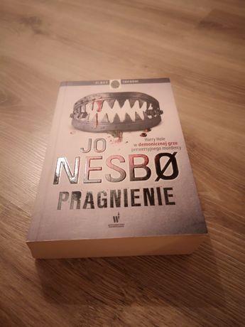 Książka Pragnienie Jo Nesbo