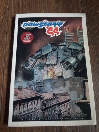 Powstanie warszawskie 44 w komiksie