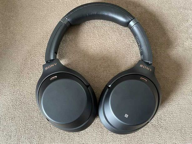 Headphones Sony WH-1000XM3