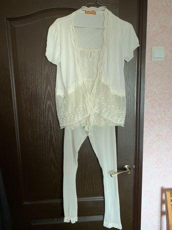 Пижама кружевная обмен