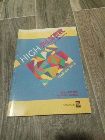 Książka do j. angielskiego High Flyer Intermediate (Longman)