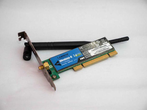 Linksys WMP54G Placa de Rede Wireless