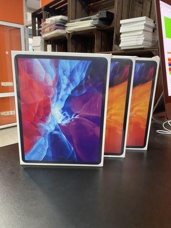 Apple iPad Pro 12.9 2020 256 gb WiFi Silver НОВЫЕ! ГАРАНТИЯ МАГАЗИНА!!