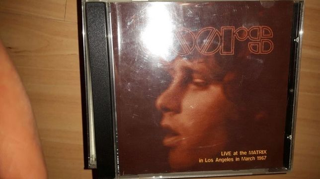 Płyta cd The Doors ,, Live at the Matrix