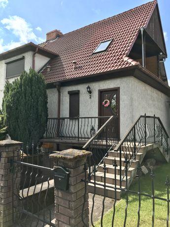 Oława dom w zabudowie szeregowej