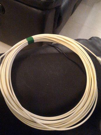 Fio fibra óptica sem pontas 12 metros