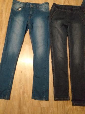 Spodnie jeansowe rozm M
